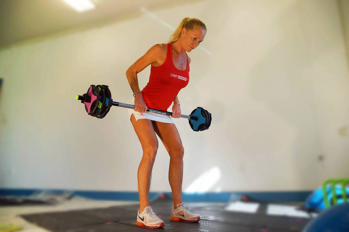 Fit + Fun Hot Iron Workout