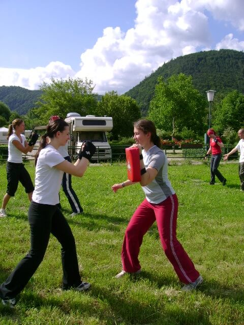 Fit + Fun Self Defense Class